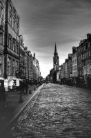 Royal Mile by HugSer