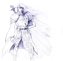 White Armor_old by Juongie