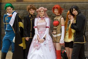 Code Geass by Aussie-Cosplay