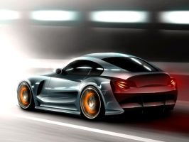 Z4-Body kit version 1 by Morfiuss