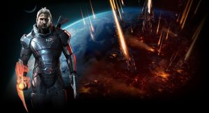 Mass Effect - Withcer - Geralt of Milky Way by 00747