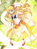 Sailor Venus. by karubi1