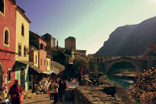 Mostar by axqulo