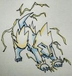 Electric Day - Manectric by Xybur7