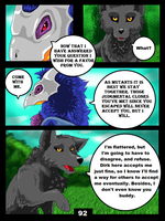 Lab Wolf chapter 2 page 59 by Archerionwolf