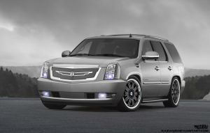 Custom Cadillac Escalade by Razwud