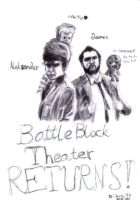 Aleks and James: The Return Of Battleblock Theater by Jerzu97