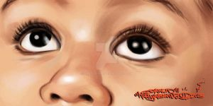 Young eyes. by danyabwile