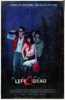 Left 4 Dead Poster by KeinekoWind