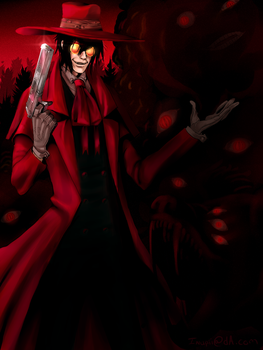 Alucard by Inupii