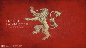 Lannister Sigil 1920x1080 by ChaosAurion