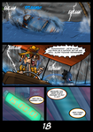 The Cats 9 Lives 6 - The Island of Dr. Morrow Pg18 by TheCiemgeCorner