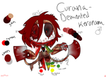 Demented Keronsona-Curana ref. by ShadowHunter9003