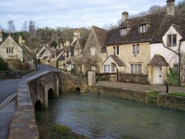 Castle Combe 1 by baRoN37
