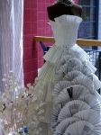 Paper couture gown by samster12
