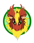 Wicker Badge by EvaEevee