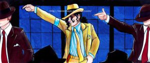 micheal jackson by RosNeo-Sayo