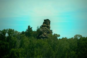 Chimney Rock by AndersonPhotography