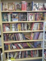 HOLY CRAP TONS OF MANGA IN A BOOK STORE!!! by animelovein