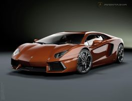 Lamborghini LP700-4 r.4 by edfeg71