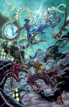 Legacy of Kain by ejimenez