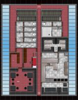 Hindenburg GM Deck B Lounge Restrooms by Cosmic-Cartographer