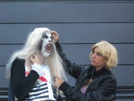 Krauser and the president! by claudia1542