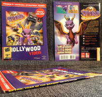 ( Spyro ) Year of the Dragon Hollywood Video Guide by KrazyKari