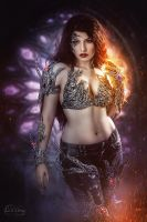 Witchblade by la-esmeralda
