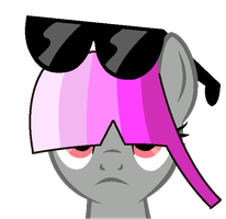 Neon Nights is Not Amused by FinalSmashPony