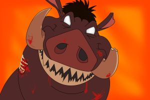 Pumba :D by Tawern100