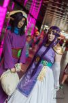 Symphony of the Goddesses ~ Ravio x Princess Hilda by chanellenumber5