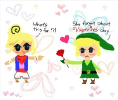 Tetra Forgot Valentines Day... by bananayellow12