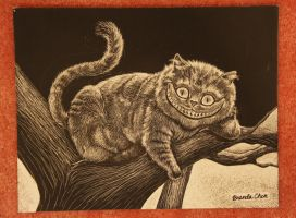 Cheshire Cat by brendachen