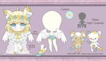 Charity Reference Sheet by adorablysquish
