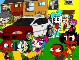 in the case of the rusty civic by Rayryan