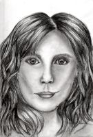 Donna Noble in Pencil by tenArt