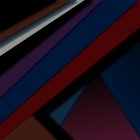Material Design Inspired Abstract Wallpaper by basileus-phoenix