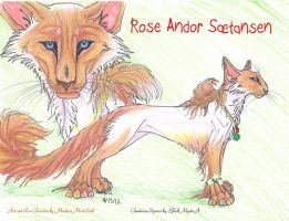 Rose CharacterSheet by MudstarMord-Sith