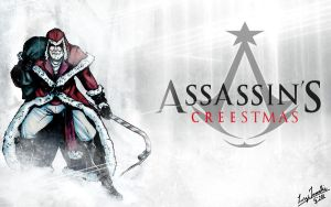 Assassin's Creestmas by ginovanta