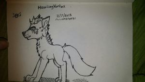 Request :HowlingVortex by Monster51