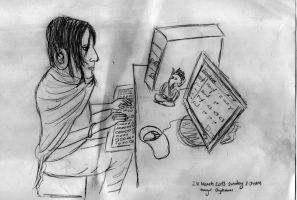 Facebook Chat by sumangal16