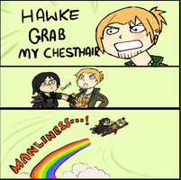 Hawke - Grab My Chesthair by Cheesusification