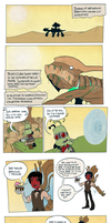 WC: Day Tripping 1-5 by CyrilTheWizard