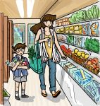 Groceries by NimbusCat