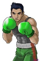 Punch-Out .:Little Mac:. by styrecat