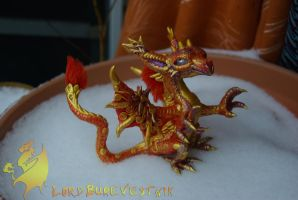 Little dragon  Phil 2 by LordBurevestnik