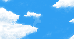 Clouds by MagicalPouchOfMagic