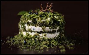 edible moss by BezwzglednaRyba