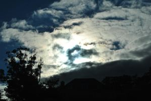 Clouds from the Covertible 3 by WhyteMyst
